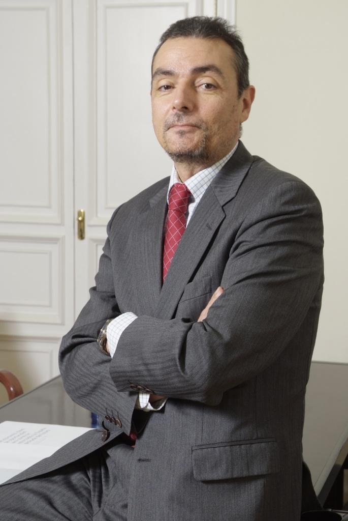 Salvador Navarro, presidente de la CEV, patronal valenciana