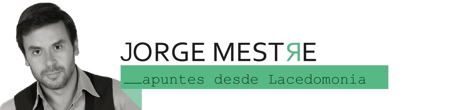 El blog de Jorge Mestre