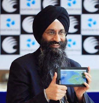 Singh Suneet Tuli presidente de Datawind