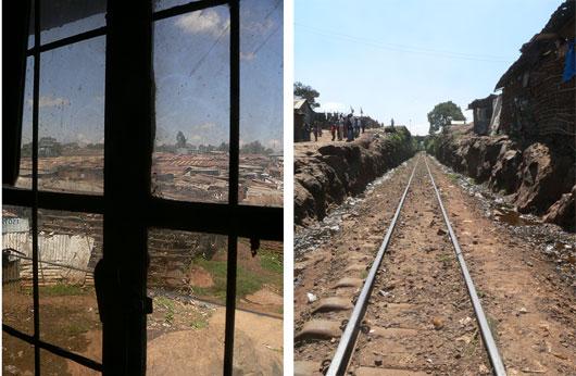 Kibera en Nairobi