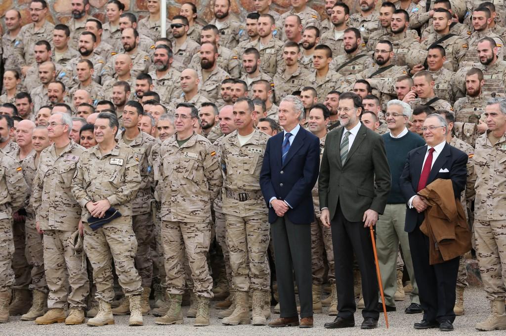 Estrategia de Seguridad Nacional olvida la presencia militar española en Afganistán